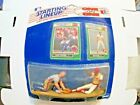 1989 Starting Lineup One on One Gary Carter/Eric Davis Mets/Cubs