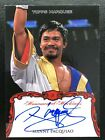 Manny Pacquiao 2011 Topps Marquee Monumental Markings Autgraph On Card Auto SSP