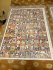 2010 Topps Pro Debut UNCUT series 2 sheets set 1 1 Goldschmidt Freeman Wilson