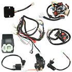 Electric Wiring Harness Kit Magneto Stator GY6 125 150cc ATV Quad Scooter USA