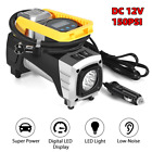 Air Compressor Car Tire inflator portable digital Electric Air pump 12V 150PSI
