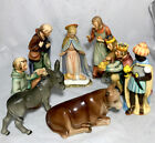 hummel goebel figurines nativity set