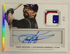 2014 Panini National Treasures Baseball Hits Gallery and Hot List 46