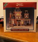 Plymouth Corners Lemax Christmas Village Port Authority Bus Terminal 05472 * NEW
