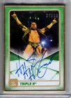 2020 Topps WWE Triple H 25th Anniversary Wrestling Cards 16