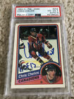 Chris Chelios Rookie Cards and Autograph Memorabilia Buying Guide 33