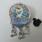 Disney Frozen Olaf and Snow Ball Ever After Dangle LE Pin