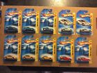 Hot Wheels 09 Corvette ZR1 Lot Of 10