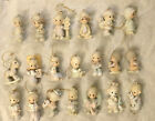 Lot of 20 1980s Precious Moments Holiday Ornaments NEW Condition