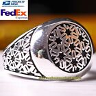 Exclusive Design No Stone Handmade 925 Sterling Silver Mens Ring All Sizes