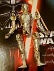 VINTAGE C 3PO 1982 KENNER STAR WARS WITH REMOVABLE LIMBS FIGURE COO HONG KONG