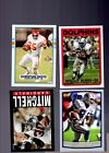 2013 Topps Archives Football Short Print High Numbers Guide 52