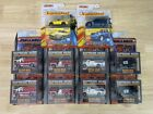 LOT 10 MATCHBOX SUPREME HERO ULTRA MAX 1ST EDITION  SUPER FAST S2000 ROVER LWB