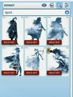 2014 Topps Frozen Trading Cards 2