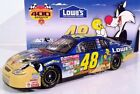 JIMMIE JOHNSON 48 2002 CHEVY MONTE CARLO LOWES LOONEY TUNES REMATCH ROOKIE