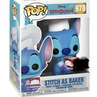 Funko Pop Disney Stitch As Baker 2020 NYCC Shared Exclusive Preorder
