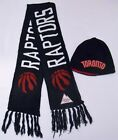 TORONTO RAPTORS Adidas Beanie HAT & Coors Light SCARF lot Adult One Size