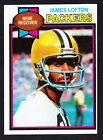 James Lofton Cards, Rookie Card and Autographed Memorabilia Guide 22