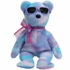 TY Beanie Baby - GRAPE ICE the Bear (Summer Gift Show Exclusive) (8.5 inch) MWMT