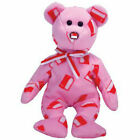 TY Beanie Baby - MAJU the Bear *w/ FLAG NOSE* (Singapore Exclusive) (8.5 inch)