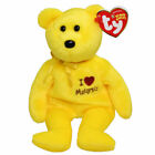 TY Beanie Baby - MALAYSIA the Bear (I Love Malaysia - Asia-Pacific Excl) (8.5 in
