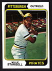Willie Stargell Cards, Rookie Card and Autographed Memorabilia Guide 9