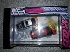 Hot Wheels 100 Collectibles 2 car set Tuners 2 Honda Civic  Acura RSX import