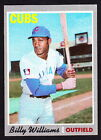 Billy Williams Cards, Rookie Card and Autographed Memorabilia Guide 14