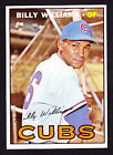 Billy Williams Cards, Rookie Card and Autographed Memorabilia Guide 3