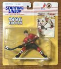 Jeremy Roenick 1996 Starting Lineup Action Figure w/ Skybox Impact Hockey Card