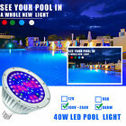 Color Change 120V 12V Led Swimming Pool Light Bulb Fits Pentair Hayward Fixture