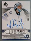 2014-15 SP Authentic Hockey Future Watch Autographs Gallery, Guide 79