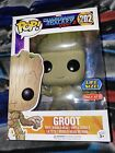 Funko Pop! Guardians Of The Galaxy Vol2 #202 Groot (10 Inch) Target Exclusive