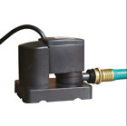 350 GPH Above Ground Swimming Pool Winter Auto On Off Cover Pump 25 ft Cord