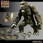 KING KONG OF SKULL ISLAND FIGUREby mezcoMINT CONDITIONLOTS OF EXTRAS
