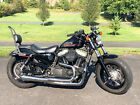 2015 Harley Davidson Sportster 2015 Harley Davidson 1200 Sportster Forty Eight 48 XL1200X Only 7359 Miles
