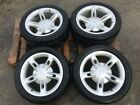 03 04 05 06 CHEVROLET SSR OEM SET OF FOUR OEM 19X8 WHEELS TIRES CENTER CAPS