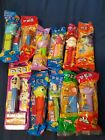 Pez Lot Of 11 Dispensers ghost, Roo, shrek, toy story and more