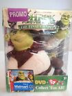 SHREK FOREVER AFTER THE FINAL CHAPTER DVD AND SHREK TY BEANIE BABY NEW SEALED