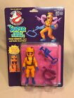 1986 Kenner The Real Ghostbusters Peter Venkman W Super Fright Features MIP