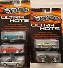 2006 Hot Wheels Ultra Hots MUSTANG Real Riders LOT of 5