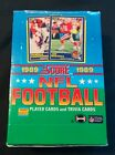 1989 Score Football 36 Pack Complete Unopened Box many RC's and HOFers possible