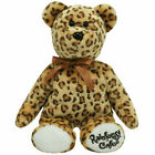 TY Beanie Baby - LEOPOLD the Bear (Rainforest Cafe Exclusive) (9 inch) - MWMTs