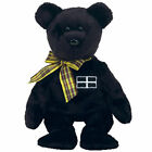 TY Beanie Baby - KERNOW the Bear (UK Exclusive) (8.5 inch) - MWMTs