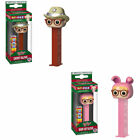 Funko POP! PEZ Dispensers -A Christmas Story SET OF 2 RALPHIES (Bunny & Sheriff)