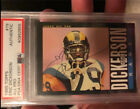 1985 Eric Dickerson Auto Topps 2K yards PSA autenticated rare