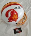 2015 Leaf Autographed Helmet Football 8