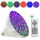 35 45W LED Color Changing Swimming Pool Light Bulb w Remote for Pentair Hayward