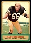 Ray Nitschke Cards, Rookie Card and Autographed Memorabilia Guide 4
