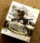 2020 Topps Gold Label Baseball HOBBY BOX PRIORITY MAIL SHIPPING!!!